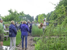 Rondleiding in de Naturentuin